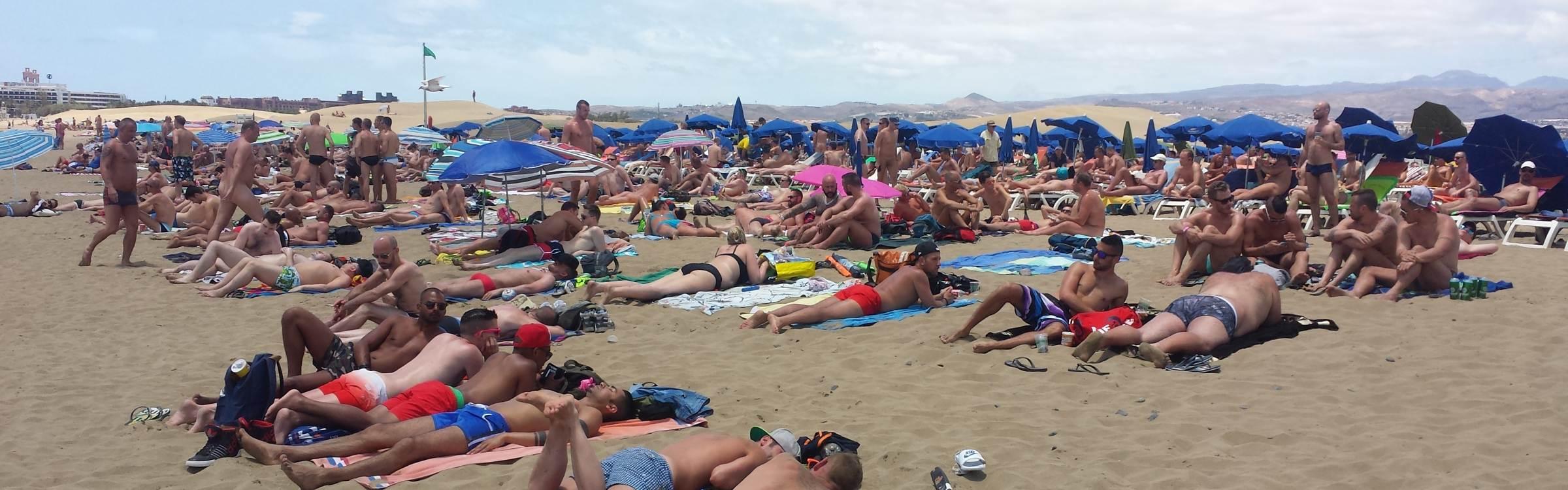 Playa Del Ingles Gay 99