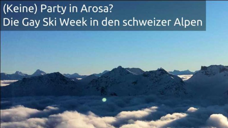 Arosa Gay Ski Week