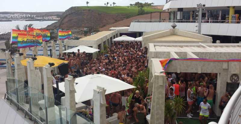 Gay Pride Maspalomas Party