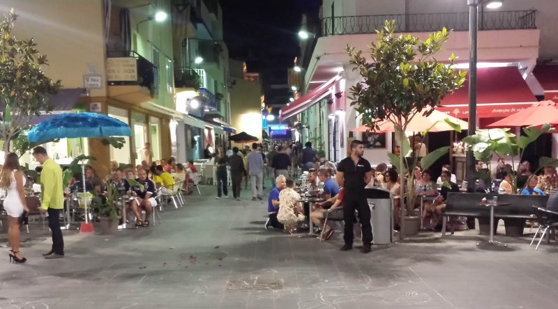 Gay Sitges Nightlife