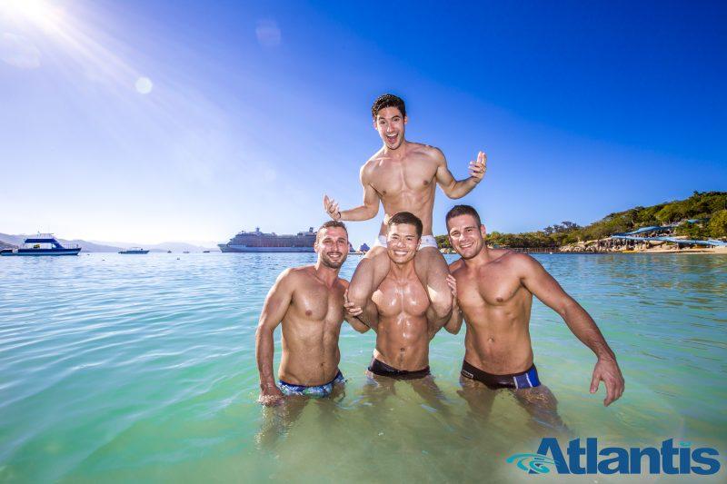 Atlantis Gay Kreuzfahrten 2018