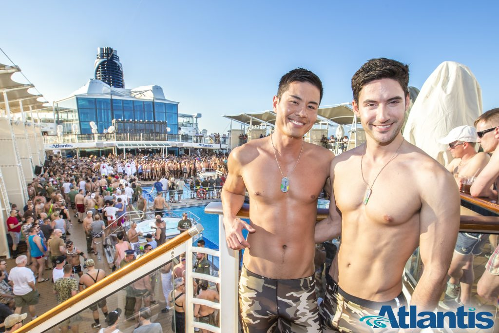 Atlantis Gay Cruise Deutschland