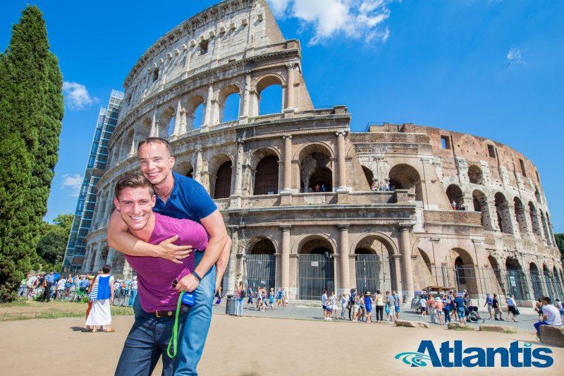 Schwule Atlantis Kreuzfahrt Rom
