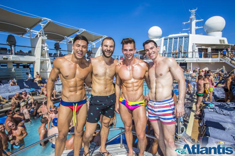 Atlantis Gay Kreuzfahrt Mexikanische Riviera