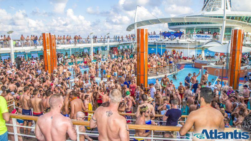Mexikanische Riviera Gay Kreuzfahrt