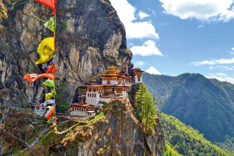 Gay Gruppenreise nach Bhutan