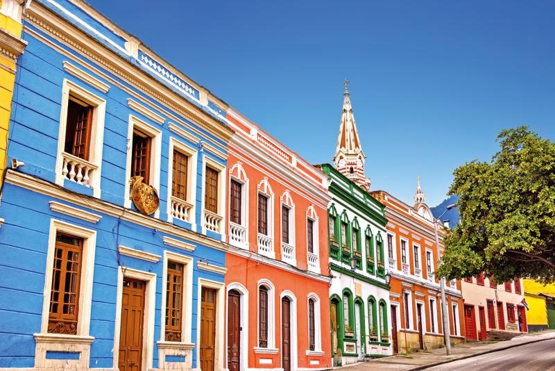 Gay Gruppenreise nach Kolumbien