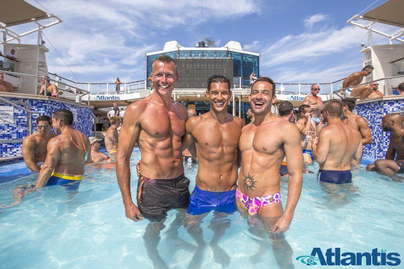 Atlantis Gay Kreuzfahrt Mexiko